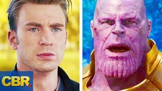 Marvel Avengers Endgame Might Lead To A Secret War