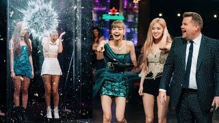BLACKPINK FLINCH GAME | The Late Show with James Corden