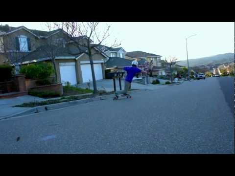 Longboarding: Big N Choppy