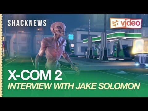 X-COM 2 Interview with Jake Solomon