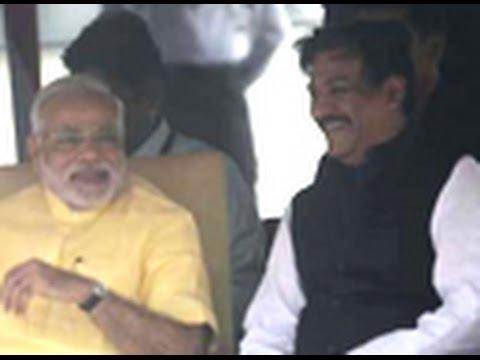 Congress Chief Minister's to boycott Narendra Modi ?