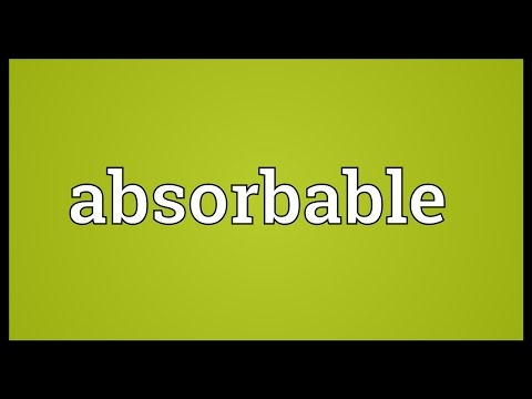 Header of Absorbable