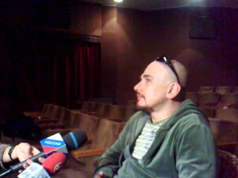 Интервью с Трофимом в Астрахани.12042008г.
