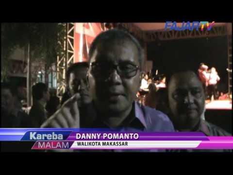 (fajar tv) Komunitas Artis Makassar Gelar Lomba Nyanyi