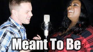 Download Lagu Meant To Be (Bebe Rexha ft. Florida Georgia Line) - Cover by Chase Sansing & Kelsey Malone Gratis STAFABAND