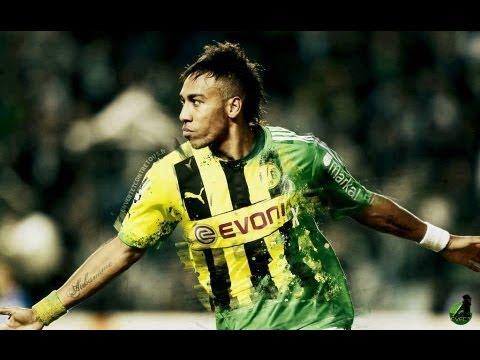 Pierre Emerick Aubameyang - Welcome to Dortmund - 2013 HD