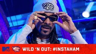 Snoop Dogg Goes H.A.M. On Wiz Khalifa 😂 | Wild 'N Out | #InstaHam