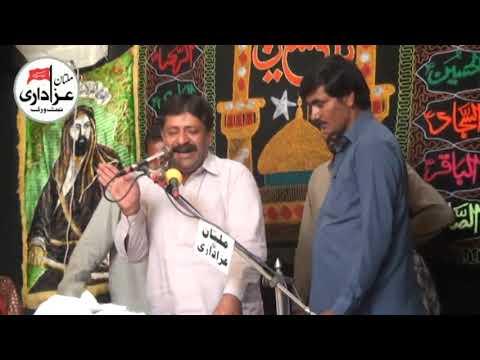 Zakir Azhar Abbas Baloch | Majlis 25 Zilhaj 6 Sep 2018 I Alang Dolat Gate Multan I