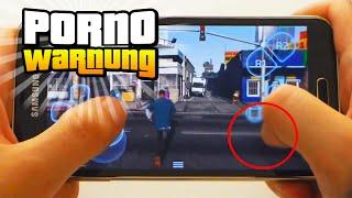 FAKE GTA 5 Spiele ZERSTÖREN Dein Handy und schauen P*RNOS   iCrimax