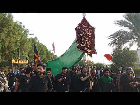 Spritual journey of love || Arbaeen walk 2018