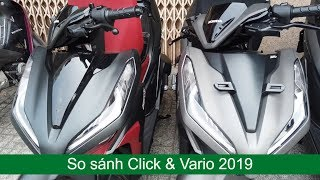 Vario 150i & Click 150i different, what price? | Mekong today