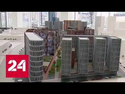 Московские промзоны превращают в кварталы будущего