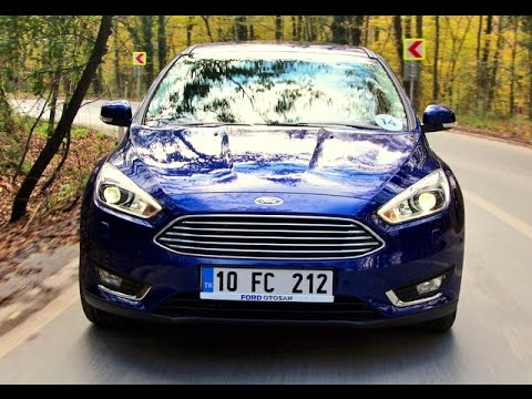 Test Ford Focus 2015 Eren Tekin Youtube