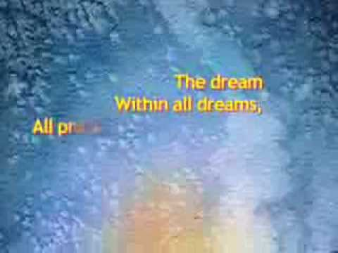 Love Poem NEW : The Dream Of Peace - December 25, 2007