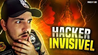 COMO MATAR OS HACK INVISIVEL !!! BUG TIROLESA FREEFIRE