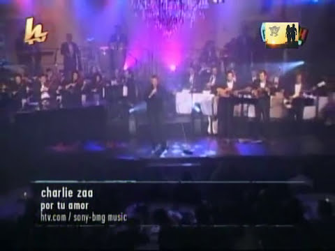 Charlie Zaa Por Tu Amor (Version En Vivo)