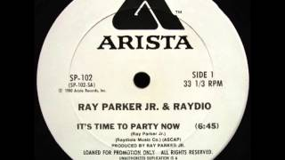 Ray Parker Jr & Raydio - It
