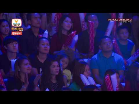 The Voice Cambodia - Thel Thai - Live Show Final 19 June 2016