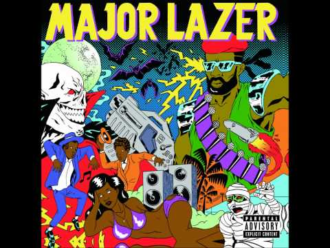 Major Lazer Pon De Floor