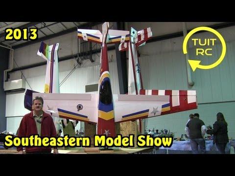 2013 Southeastern Model Show, 3 HUGE Buildings Full Of RC