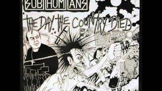 Watch Subhumans Minority video