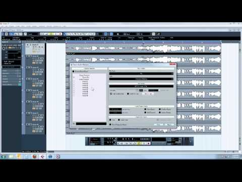 Cubase: Exporting an Audio Mixdown to mp3 for importing into iTunes