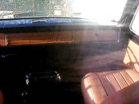 Interior da Minha Jurema ( Peugeot J7 )