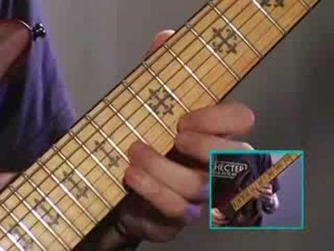 Jeff Loomis Young Guitar [Sweeping Etude]