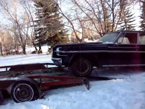 Saving a old 1964 Dodge Polara