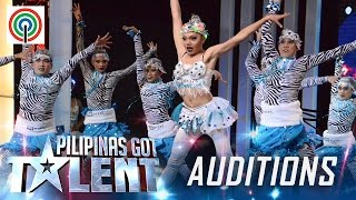 Pilipinas Got Talent Season 5 Auditions: Team Rappa - Gay Dance Group