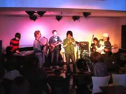 2008.4.4【wally's funk night】@Miles'Cafe