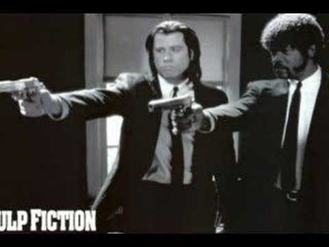 Misc Soundtrack - Pulp Fiction Theme