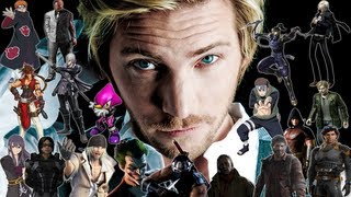"""The Many Voices of """"Troy Baker"""" In Video Games"""