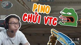 [ Bình Luận CF • 2019 ] TRẬN C4 CỰC HAY VÀ LÝ DO PINO CHỬI VTC ✔「Pino.NTK」