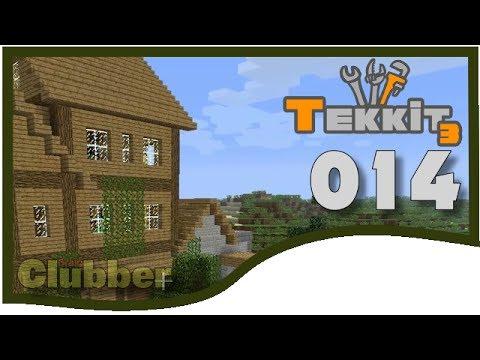 Minecraft Blockunterricht - #014 Applied Energistics - ME Netzwerk crafting - Tekkit - Tutorial