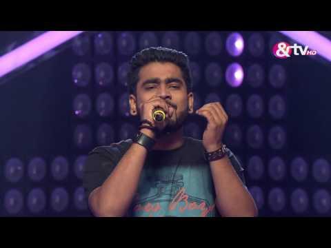 Aviinash Singh Parihar - Tu Hi Haqeeqat | The Blind Auditions | The Voice India 2