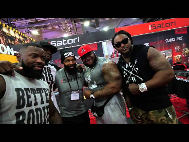 Mike Rashid | ARNOLD's Sports Festival 2015