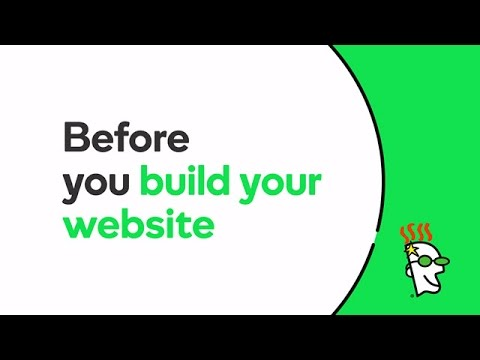 Starting and Planning a Website | GoDaddy