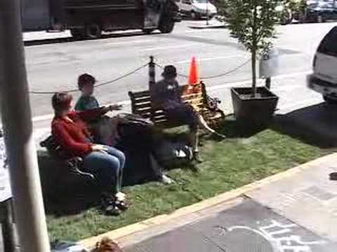 StreetFilms-San Francisco PARK(ing) Day