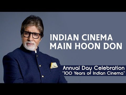 Indian Cinema: Main Hoon Don