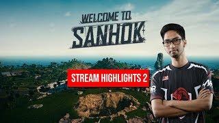 STREAM SANHOK HIGHLIGHTS 2 MALAYSIA