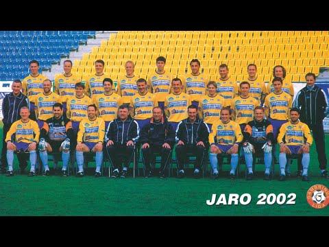 Reportáže z utkání Gambrinus ligy ze sezóny 2001/2002
