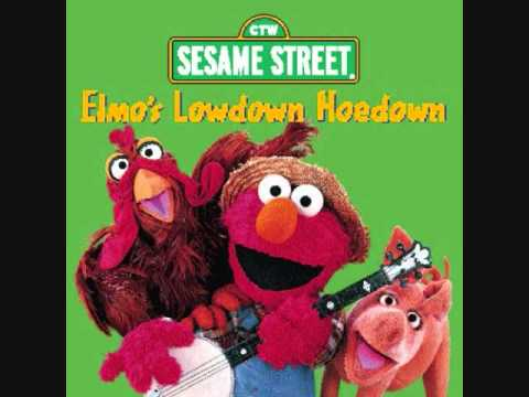 Sesame Street - Lonesome Joan