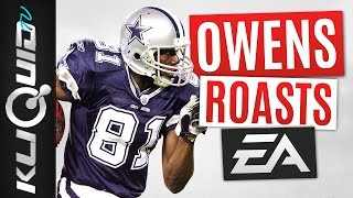 EA MADDEN NFL EXPOSED BY TERRELL OWENS! Ridiculous $1500 OFFER?! GET YOUR POPCORN READY!