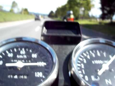 Suzuki Gn Top Speed