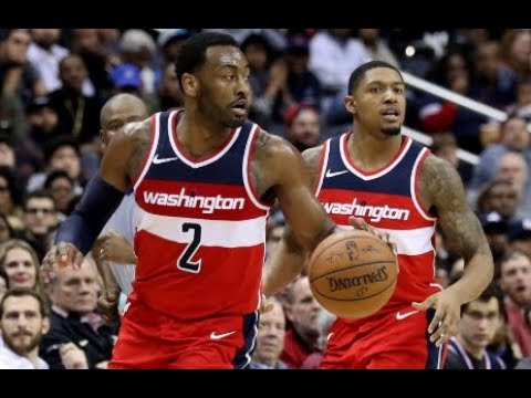 John Wall & Bradley Beal Each Put Up 30 Points vs The Magic