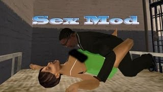 Grand Theft Auto PUBLIC SEX MOD | SEX! In Public | DOWNLOAD LINK | Hot Coffee