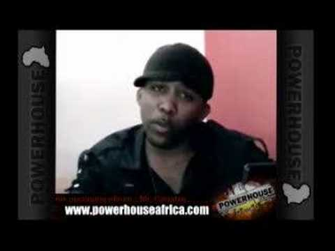 Banky W Interview On Powerhouseafrica video