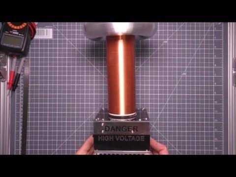 Tesla Spule bauen - Sekundärkreis (Teil3)