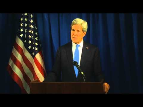 Kerry. More Sanctions & De-escalation in Ukraine. 16 Dec 2014